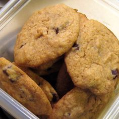 Cookies on Pinterest | Ginger molasses cookies, Chocolate chip cookies ...