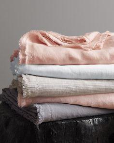 Eileen Fisher Washed Linen Bedding @ http://www.garnethill.com/eileen-fisher-washed-linen-bedding/bedding-bath/eileen-fisher-home/eileen-fisher-washed-linen/117670?defattrib===0#