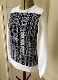 Blogging about machine knitting since 2005