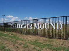 The Flower Mound, Flower Mound, Texas Garage Door Spring Replacement, Garage Door Spring Repair, Crawling City, Broken Garage Door Spring, Flower Mound Tx, Garage Door Springs, Online Real Estate, Flower Wall, Wonderful Places