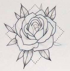 Rose With Thorns Tattoo Drawing Thorn Stem Rose Tattoo Design Best