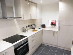 Galley Kitchen, Rickmansworth - Lapitec Benchmarx Kitchen, Kitchen Cabinets, External Cladding, Small Spaces, Contemporary, Interior Design, Home Decor, Ideas, Nest Design
