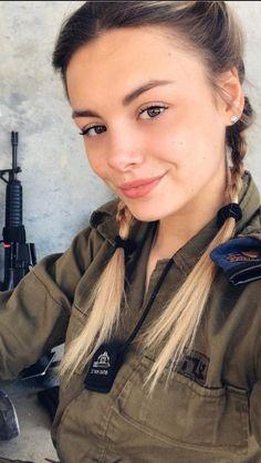 Most Beautiful Faces, Young And Beautiful, Beautiful Women, Idf Women, Military Women, Brave Women, Real Women, Beauty Full Girl, Beauty Women