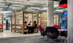 Lowe Campbell Ewald Headquarters Office Design
