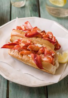 This recipe for the quintessential Maine sandwich, from the new book Real Maine Food, by the founders of Luke's Lobster, demonstrates just how delicious the lobster roll can be, if you follow two key points.