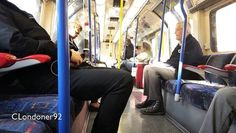 London Underground Piccadilly Line Earl's Court to Acton Town 1973 Tube stock Filmed on 2nd November 2016