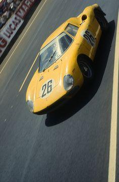 Ferrari 250 • Le Mans 1965