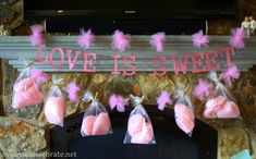 Love Is Sweet Bridal Shower - events to CELEBRATE!