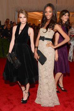 Impossibly Chic: The Met Gala 2012