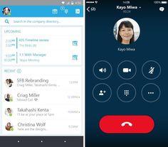 Skype for Business, la nouvelle version de Lync, passe en bêta-test sur Android - http://www.frandroid.com/marques/microsoft/302566_skype-for-business-nouvelle-version-de-lync-passe-beta-test-android  #ApplicationsAndroid, #Microsoft
