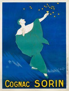"Spring, J.  Cognac Sorin, 1930  47.4"" x 63.4""  120cm x 161cm"