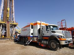 OilServ logging truck | Flickr - Photo Sharing!