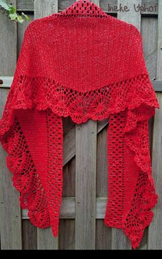 Oswin van Berniolie, photo onlyThis post was discovered by Albina Tapia. Discover (and save!) your own Posts on Unirazi.Pretty lace shawl and patternCrochet Scarf Pattern: I couldn't find the pattern for thi Poncho Au Crochet, Tunisian Crochet Patterns, Crochet Coat, Shawl Patterns, Knitted Shawls, Crochet Scarves, Crochet Motif, Crochet Clothes, Knitting Patterns