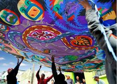 alanbenchoamf.jpg day of the dead giant kites
