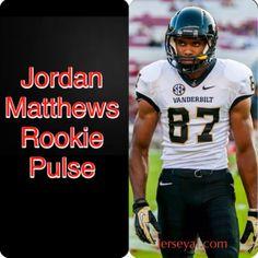 Nike NFL Youth Jerseys - TOTALLY CERTIFIED JORDAN MATTHEWS CLEAR CLOTH RELIC PHILADELPHIA ...