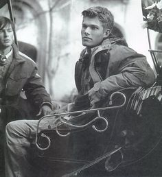 Ian Bradner and Chris Carmack by Bruce Weber for Abercrombie & Fitch (Fall 2000) #ChrisCarmack #BruceWeber #IanBradner #malemodel #model #actor #af #anf #abercrombie #abercrombieandfitch #bw #nyc