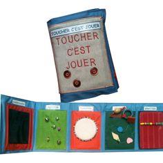 les doigts qui rêvent : une collection de livres tactiles..