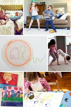 10 Ideas to Keep Your Kids Entertained The Week After Christmas