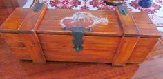 My decomania: Box for wine Scatola per vino