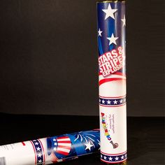 It's one thing to shoot confetti in celebration, it's another to shoot Stars and Stripes on the #4thOfJuly! :) perfect way to celebrate!