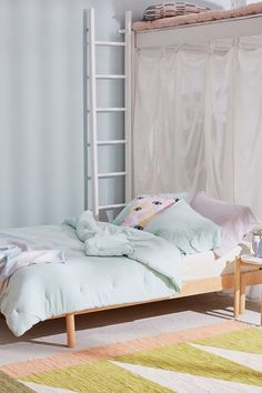 Speckle Jersey Comforter - Urban Outfitters