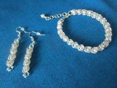 náramok/bracelet + náušnice/earrings