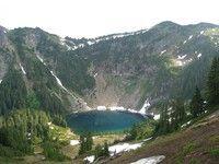 Round Lake, Washington State