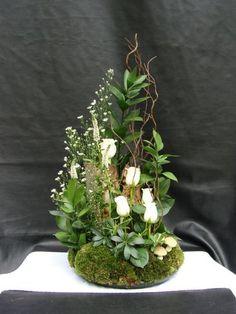 Unusual Floral Arrangement