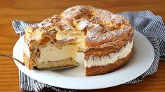 Větrník jako dort: nejlahodnější dezert pod sluncem, lepší nemají ani v cukrárně ! - Magnilo Sweet Recipes, Cake Recipes, Dessert Recipes, Easy To Make Desserts, Delicious Desserts, Sweet Cooking, French Pastries, Sweet Bread, Cupcake Cakes