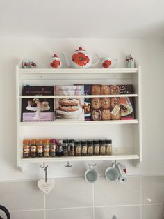 Stenstorp wall shelf with drawers white drawers and shelves for Piattaia ikea