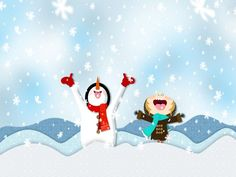 christmas mac wallpapers winter art of happiness other