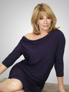 Deidre Hall   Love her in the soap   Days of our lives