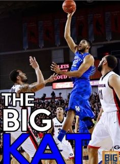 Karl Anthony Towns.  Big KAT