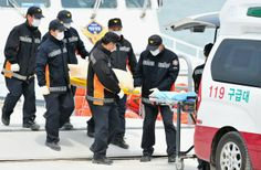 More arrests as grim ferry search continues  As the death toll from the sunken boat climbed Wednesday, four more crew members were detained. 4/23/14