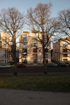 P77-79 — Reiulf Ramstad Arkitekter Oslo, Urban Village, Urban Intervention, Front Gardens, Urban Fabric, Residential Complex, Small Buildings, Contemporary Architecture, The Neighbourhood