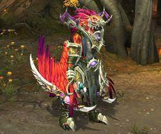 Talon King Terokk - World of Warcraft (WoD)