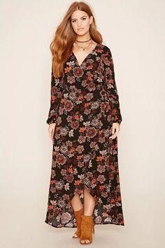 Plus Size Maxi Dress Fashion Pinterest