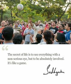 Mystic Quotes - A Daily quote from Sadhguru to start the day Happy Thoughts, Positive Thoughts, Positive Quotes, Spiritual Awakening, Spiritual Quotes, Daily Quotes, Me Quotes, Qoutes, Theory Of Life