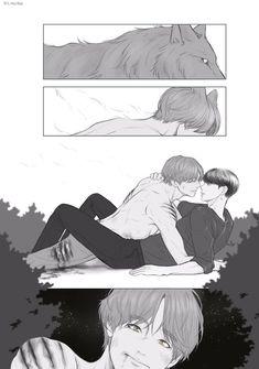 Page 3 Read ͡° ͜ʖ ͡°) from the story Taekook Vkook Fanart, Fanart Bts, Yoonmin Fanart, Jungkook Fanart, Taekook, Namjin, Wattpad, 17 Kpop, Vkook Memes