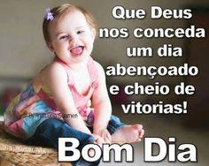 <p></p><p>Que Deus nos conceda um dia abençoado e cheio de vitórias! Bom dia!</p>