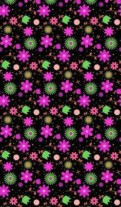 Pop Art Wallpaper, Cute Wallpaper For Phone, Colorful Wallpaper, Flower Wallpaper, Screen Wallpaper, Pattern Wallpaper, Iphone Wallpaper, Beautiful Flowers Wallpapers, Cute Wallpaper Backgrounds