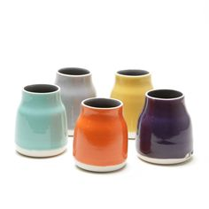 Ceramics  : Kauai Baby Milk Vase F/W 2012  robert siegel