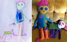 Custom stuffed animal monster friend by amyjoshandmade on Etsy