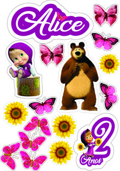 Alice, Jenni, Cake Toppers, Scrap, Snoopy, Birthday Parties, Printables, Diy Crafts, Stickers