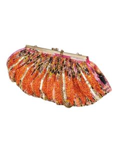 Bugle Beaded Clutch - New Arrivals - Accessories - 1084804352 - Forever21 - StyleSays