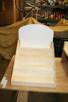 Display stand for craft show Craft Show Riser by MyHeavenlySoap, $44.00