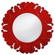 Guest Picks: Reflection Rainbow: Fun ornate mirrors