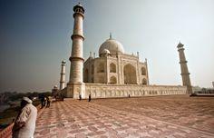 #India Taj Mahal from a different perspective @ DimitiMundorff
