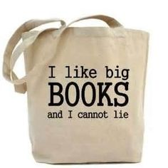 I've ended up just bringing a big shopping bag to the library. (Yes, I've become my mother.)