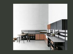 kitchen design by patricia urquiola for boffi / interior / visualappealblog